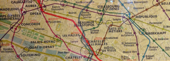 Getting Down the Garonne
